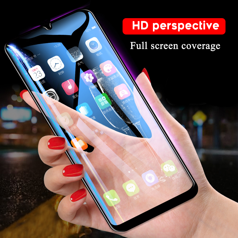 Full Cover Screen Protector For <font><b>Samsung</b></font> <font><b>Galaxy</b></font> A20 <font><b>A20E</b></font> A 20e A20 E Tempered Glass Samsun A20 E For <font><b>Samsung</b></font> <font><b>A20e</b></font> <font><b>SM</b></font>-<font><b>A202F</b></font> image