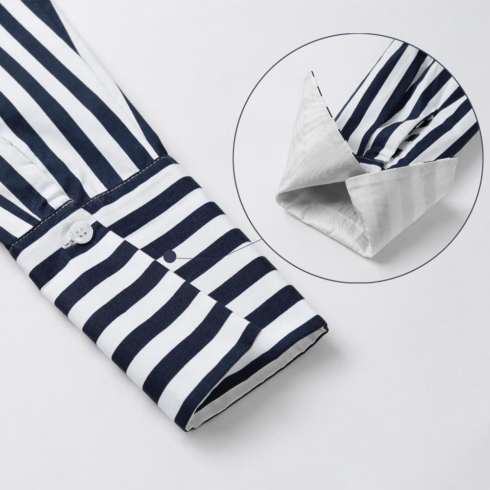 HTB1FZEnPpXXXXahXFXXq6xXFXXXm - Summer Women Striped Shirt Sexy Cotton Long Sleeve