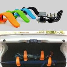 1 пара Универсальный внутренний багажник Монтажный кронштейн держатель зонта крепеж с винтами для зонта автомобиля Стайлинг авто аксессуары