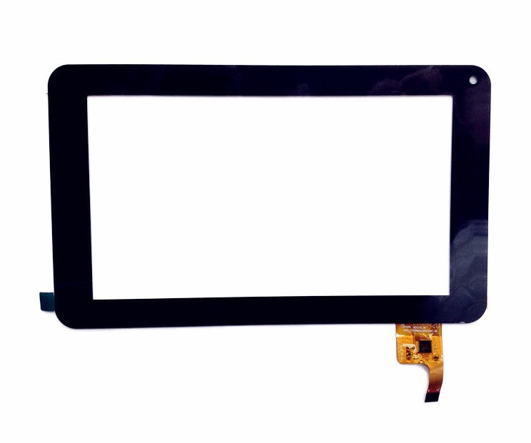 New 7'' inch Digitizer Touch Screen Panel glass For Prestigio multipad 7.0 pmp3570b (P/N:FPC-TP070011(DR1334)-00) 7 inch fpc tp070341 fpc tpo034 glass for talk 7x u51gt touch screen capacitance panel handwritten noting size and color