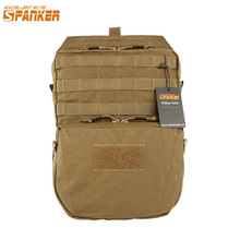 EXCELLENT ELITE SPANKER Tactical Molle Hydration Bag for 3L Hydration Water Bladder Molle Vest Hydration Pouch