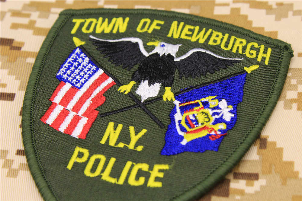 Detail Feedback Questions about New York State Police Iron