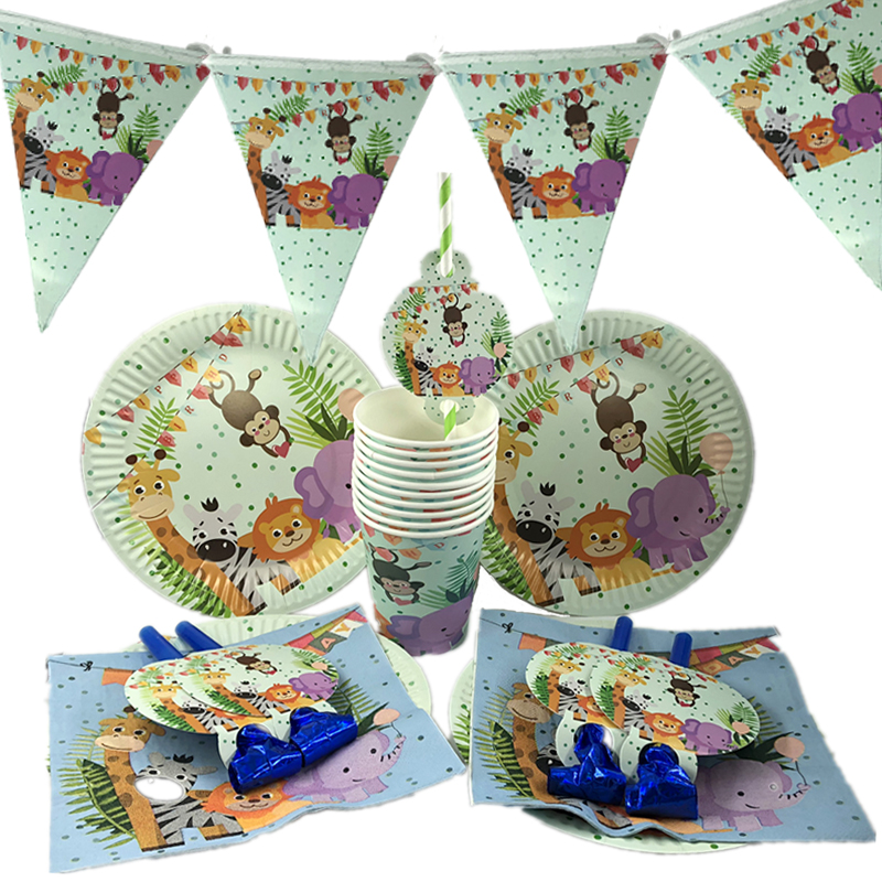 Omilut-Jungle-Birthday-Party-Disposable-Tableware-Jungle-Animal-Disposable-Plates-Cups-Napkins-Baby-Shower-Supplies-Safari (1)