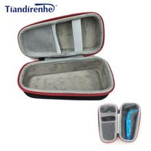 Etui Portable pour tondeuse lavable Philips 1000 3000 5000 S5530 S5420 S5320 S5130 S1510 S3580 housse de rangement pour sac EVA pour Norelco