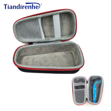 Portable Case for Philips Razor Trimmer 1000 3000 5000 S5530 S5420 S5320 S5130 S1510 S3580 EVA Bag Storage Box Cover for Norelco