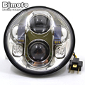 """BJGLOBAL High Power 5.75 """"motorcycle accessories Headlight Motorcycle Headlight With H/L H4 For Harley"""