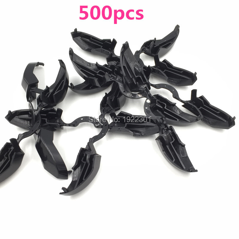 500pcs DHL Free Ship for XBox one Elite LB RB Bumper Buttons Replacement For Microsoft Xbox One Controller with 3.5mm Jack Port-in Replacement Parts & Accessories from Consumer Electronics    1