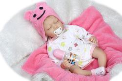 Pursue 22 55cm lifelike reborn dolls girl toy realistic education american baby reborn doll for kids.jpg 250x250