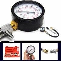 High Quality 1 Set G324 Car Motorcycle Cylinder Engine Pressure Compression Gauge Tester 0 300PS Auto