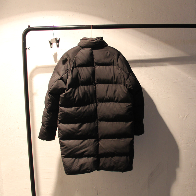 Rembourré Style Femmes De Couleur taille Bas navy Belle Nouvelle Vers Veste Manteau Femelle Le Large Coton Black 2 Longue Europe Aw1121 D'hiver zxnAIdqww