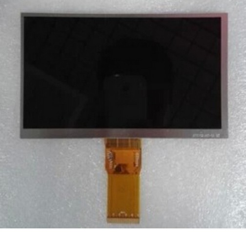 New LCD Display Matrix For 7 BQ 7061G BQ-7061G 3G Tablet 1024x600 50pins LCD module Screen Panel Replacement Free Shipping