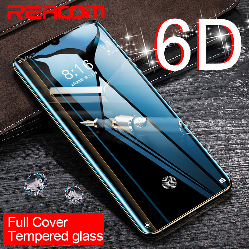 6D Tempered Glass for Xiaomi Redmi Note 7 6A Mi8 Protective Glass for Redmi 7 Note