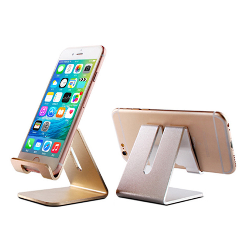 Universal Aluminum Metal Phone Stand Holder For BQ Aquaris E4 E4.5 E5 X5 M5 Tablet Desk Holder Stand for Smart Watch
