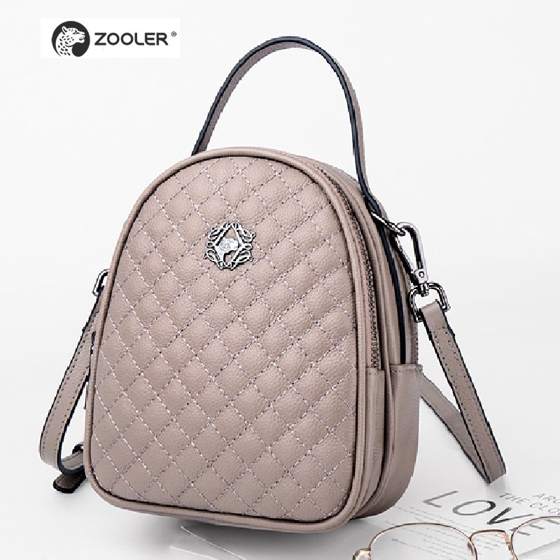 colors Classic leather bags small ZOOLER luxury woman leather shoulder bag designer Cow messenger bag hot
