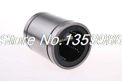10pcs LM40 41mm x 60mm x 80mm Linear Motion Ball Bearings lm6luu 6 x 12 x 35mm carbon steel linear motion ball bearings