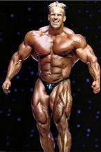 Bodybuilding Motivational Art Wall Decor Silk Print Poster