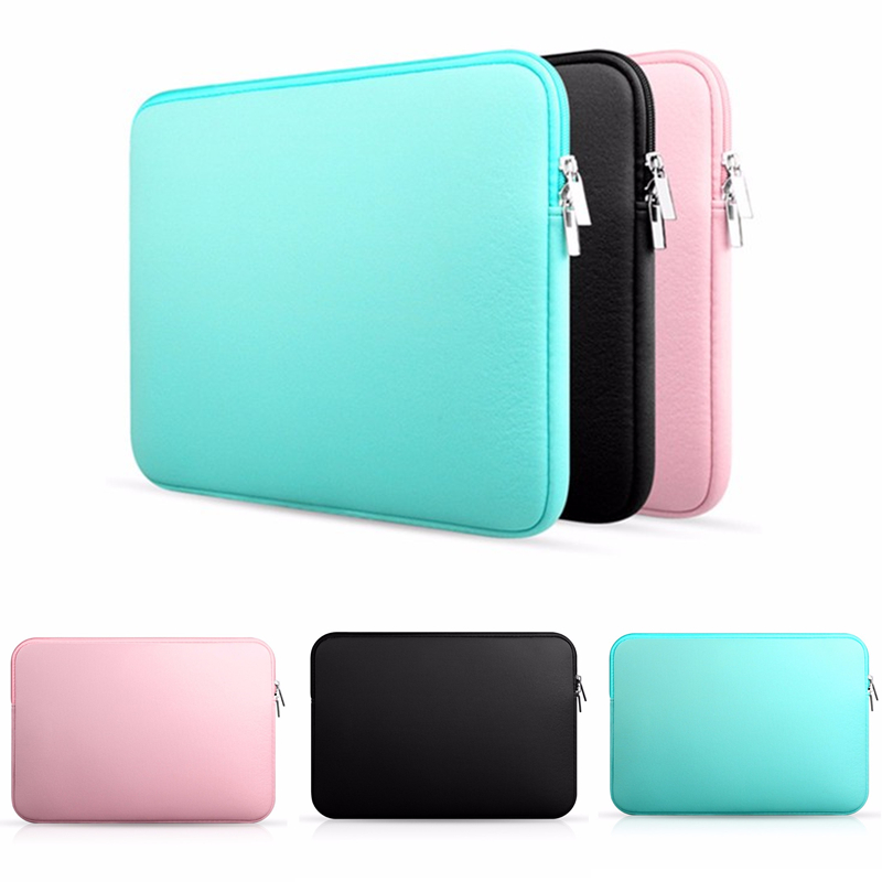 2016 New Arrival Laptop Bag Sleeve Case For Macbook Laptop AIR PRO Retina 11 13 15 inch Notebook Bag For Mac Book Air 13 Case image
