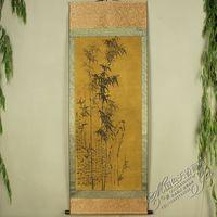 Antique collection Imitation ancient Zheng Banqiao bamboo diagram
