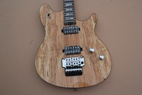 2017NEW Custom Shop Peavy EVH Wolfgang Guitar Floyd Rose Tremolo Spalted Maple Top In Stock For