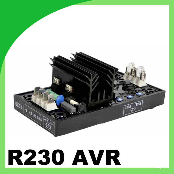 все цены на  Leroy Somer AVR R230 Automatic Voltage Regulator  онлайн
