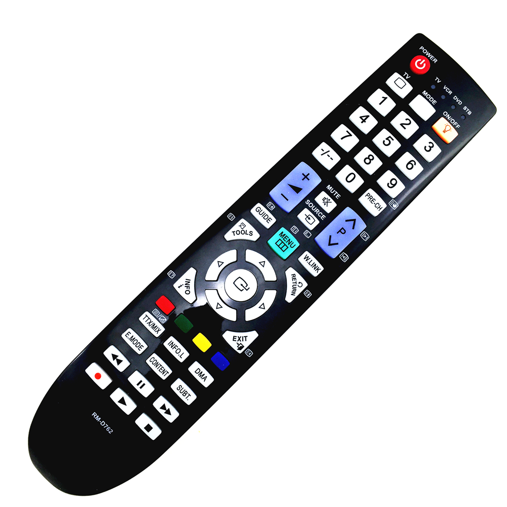 remote control suitable for samsung tv led lcd bn59 00879a. Black Bedroom Furniture Sets. Home Design Ideas