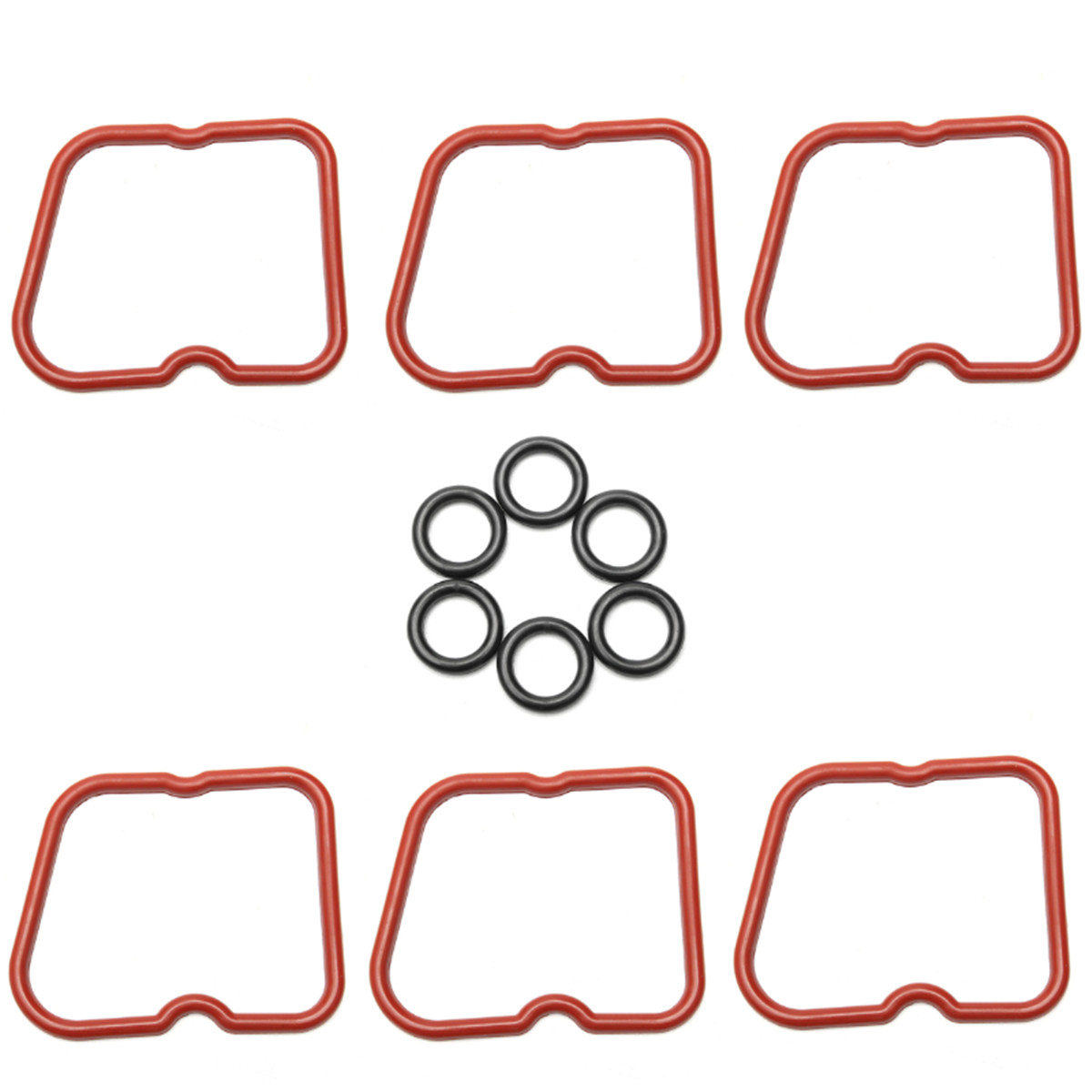 Set Of 6 Valve Cover Gaskets 3902666 3910824 For Dodge Cummins 12 V C180 Mopar Fuse Relay Box 59l 12v 6bt In Seals From Automobiles Motorcycles On Alibaba Group