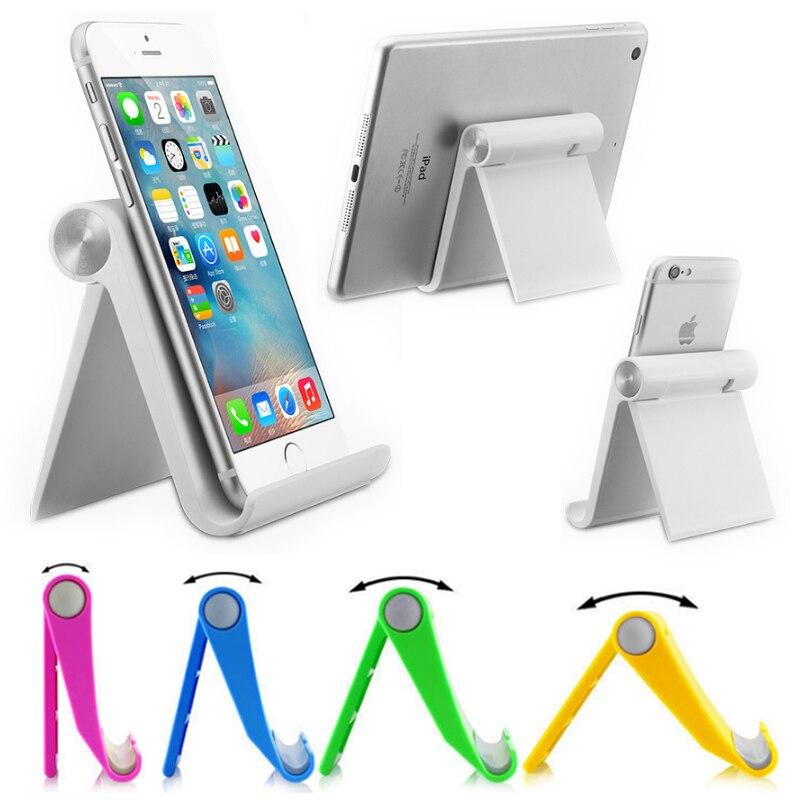 Держатель телефона для <font><b>iPhone</b></font> X 8 7 6 5 4 Универсальный мобильный телефон подставка держатель стол держатель подставки для samsung Планшеты iPad поп