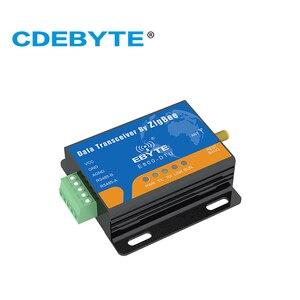 Image 4 - E800 DTU(Z2530 485 27) большой диапазон RS485 CC2530 2,4 ГГц 500 МВт беспроводной трансивер 27 дБм приемник передатчик радиочастотный модуль