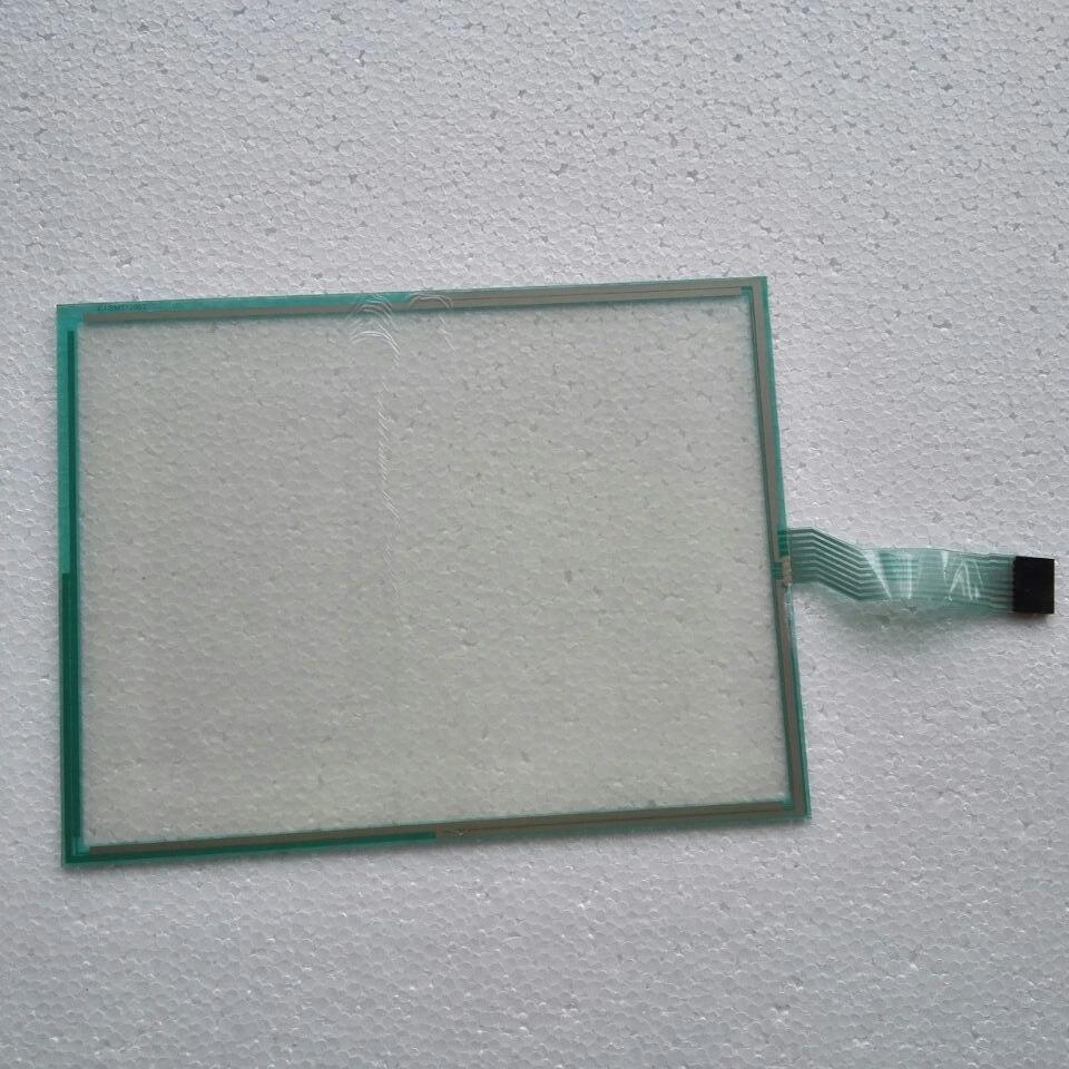 PanelView Plus 1250 2711P T12C4D1 2711P T12C4D2 Touch Glass Panel for AB HMI Panel repair do