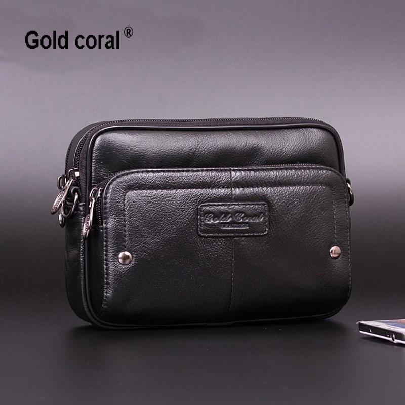 ФОТО Genuine leather Horizontal business men crossbody messenger bags casual travel male handbags briefcase shoulder bags for man