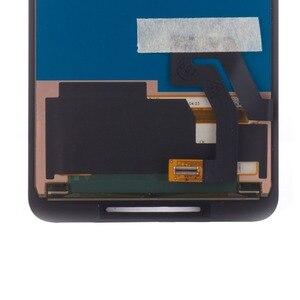 Image 5 - עבור גוגל פיקסל 2 XL 2XL LCD תצוגת מגע P OLED מסך Digitizer עצרת החלפת חלק עבור גוגל פיקסל 2 3 3 4 XL LCD