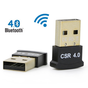 USB Bluetooth 4.0 Receiver Wireless Dongle Adapter Audio Receiver Transmitter For Headphone Speaker Bluetooth For PC Computer
