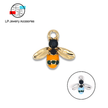insect DIY jewelry Accessories Esnamel Jewelry Making small earrings necklaces Bracelet assembly accessories findings