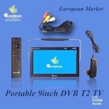 Tv, dvb-t европейского рынка стоимость цифровое телевидение жк-цифровой hd дюймов портативный