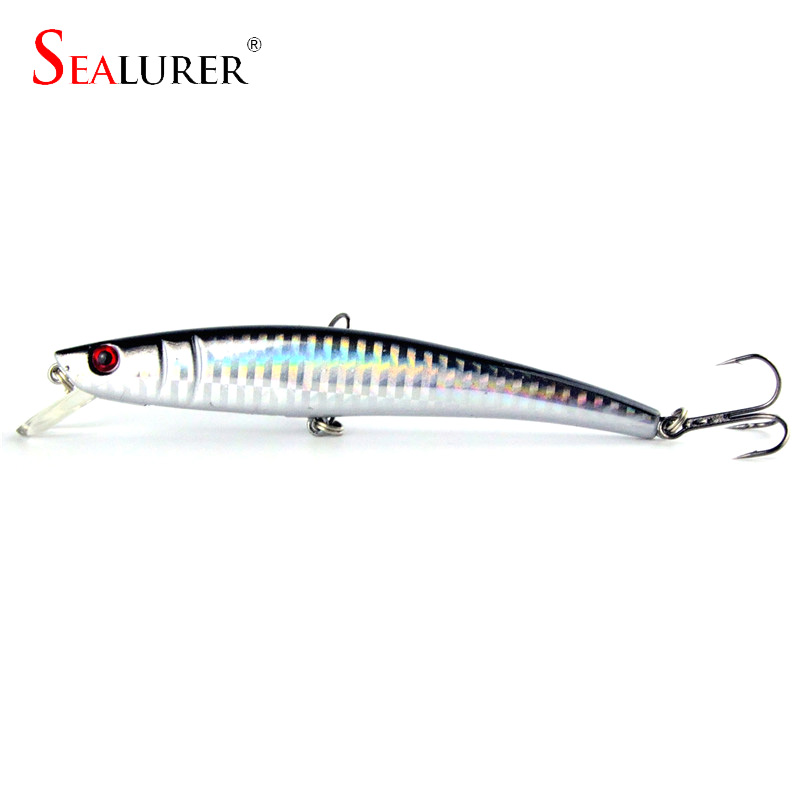 1PCS 12CM/11.5G Minnow Fishing Lure iscas artificiais para pesca crankbait japan hard bait swimbait fishing tackle WQ34 lushazer fishing lure minnow bait 18g hard lures carp fishing iscas artificiais 2016 wobbler crankbait cheap sea fishing tackle