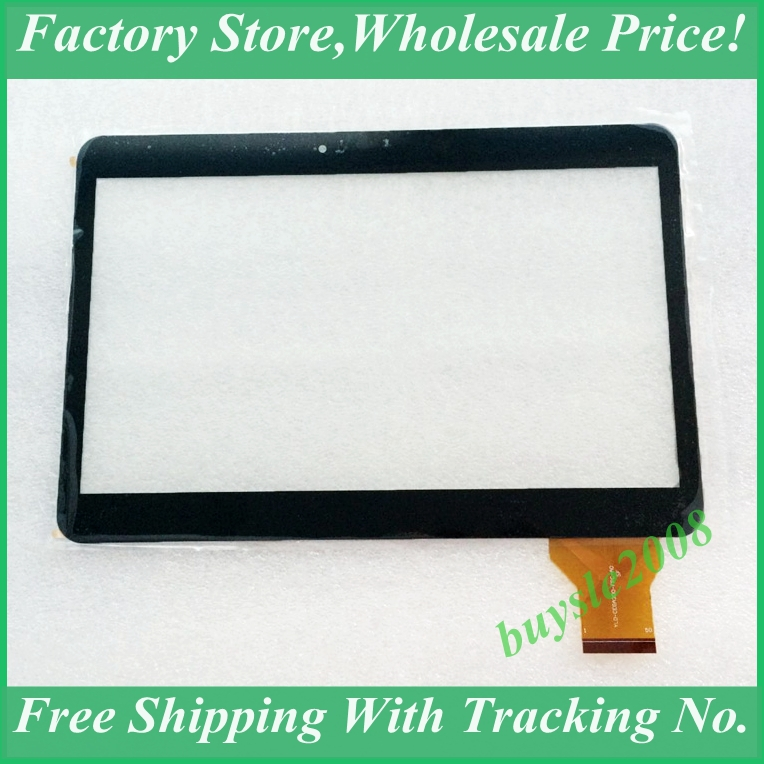 100% Brand New For RoverPad Tesla 10.1 3G Tablet Capacitive Touch Screen Panel Digitizer Glass Sensor replacement Free Shipping