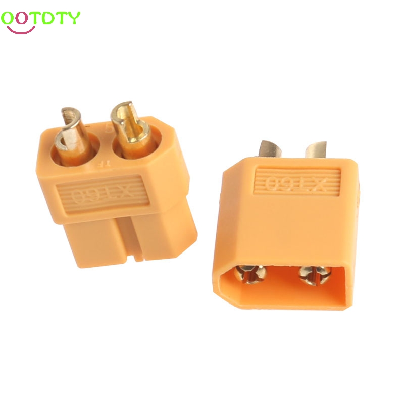 10Pairs XT60 Male Female Plugs Bullet Connectors for RC Lipo Battery