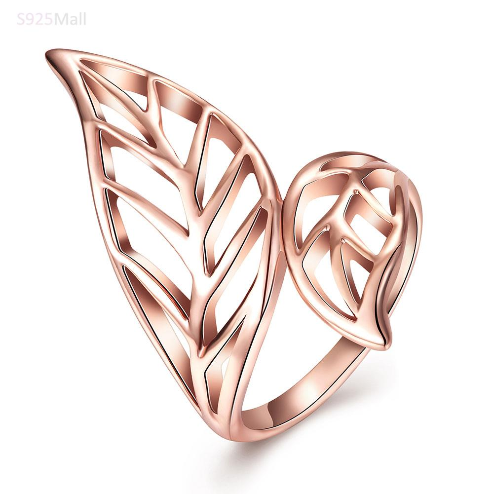 fashion design item new steel rings accessories stainless crystal on ring austrian bands jewelry in genuine element from wedding leaf engagement