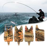 JY 57 Wireless Electronic Fishing Bite Alarm Kit With 8 LED Indicator Fishing Bite Alarm Kit Fishing tool for Outdoor activities