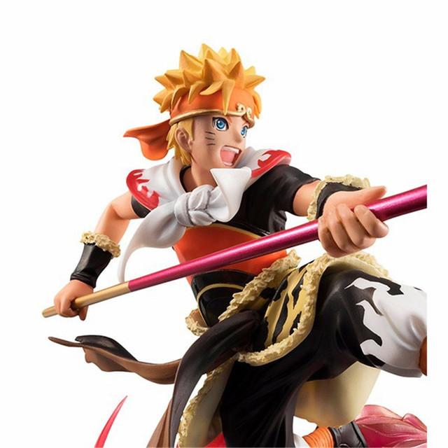 Naruto Shippuden El Rey Mono Naruto Figura de Acción