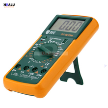 BEST DT-9205M Intelligent Digit Multi-meter Multi-function Digital Meter Handheld Large Screen LCD Multimeter