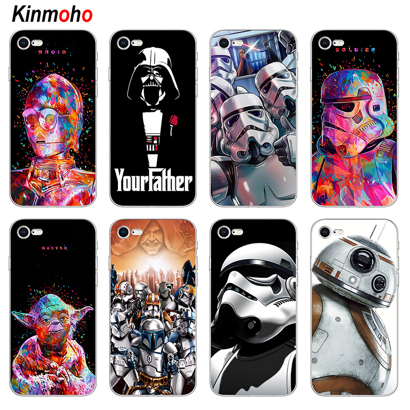 The Art of Star Wars iphone case