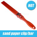 Free shipping Europe type sand stick/sand paper clip/manual polishing/grinding tools/jewelry polishing workers necessary tools g