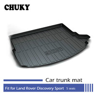 CHUKY For Land Rover Discovery Sport L550 Car Cargo rear trunk mat 5 Seats Boot Liner Tray Waterproof Anti slip mat Accessories
