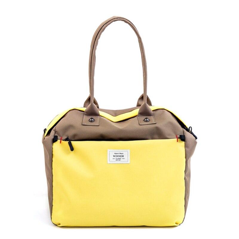 YIFANGZHE модные Водонепроницаемый Оксфорд ночь сумка женская Для женщин Weekender сумка для переноски на путешествия вещевой мешок ...