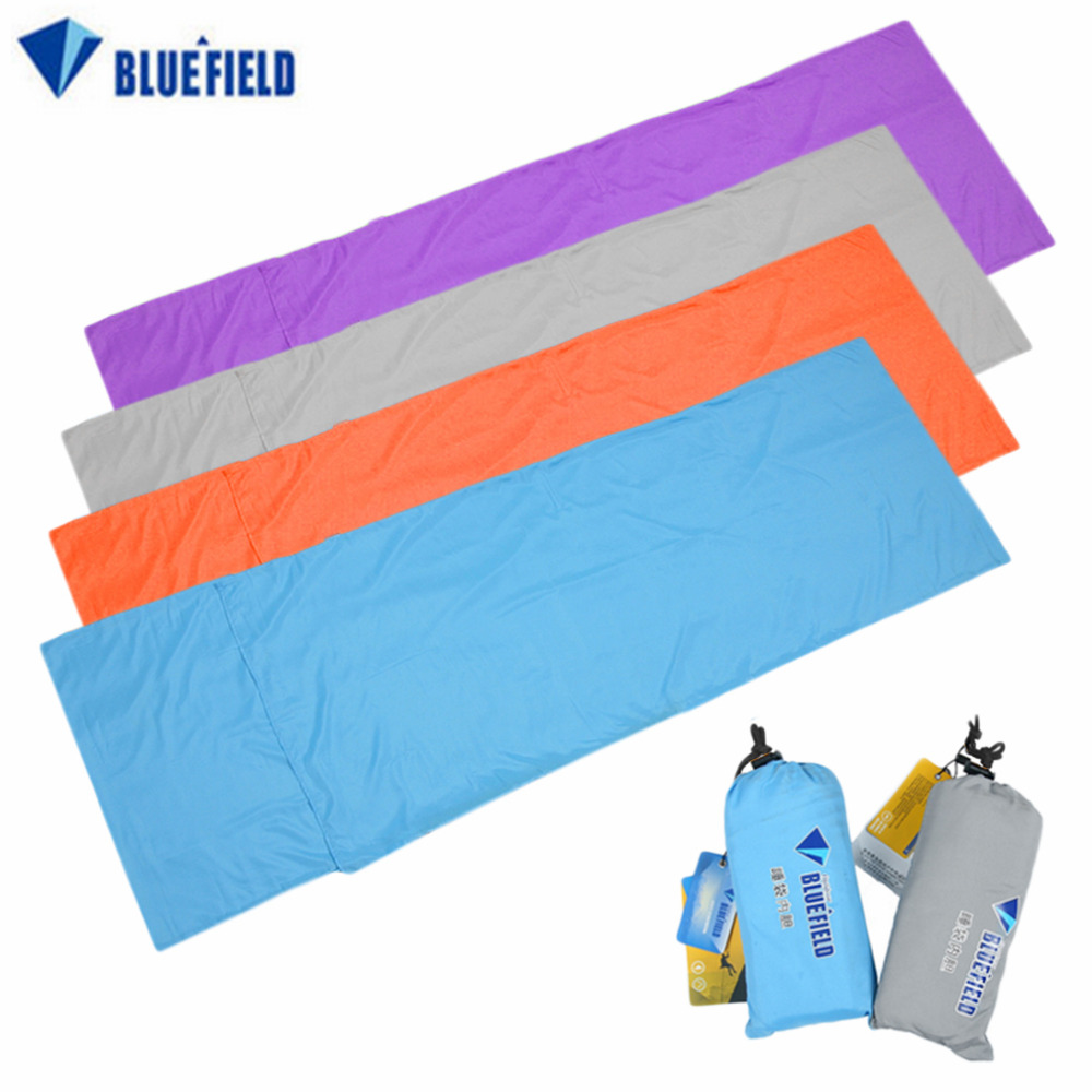 Bluefield Ultralight Outdoor Sleeping Bag Liner Polyester Pongee Portable Single Sleeping Bag Camping Travel Sleep Bag Camping & Hiking Sleeping Bags