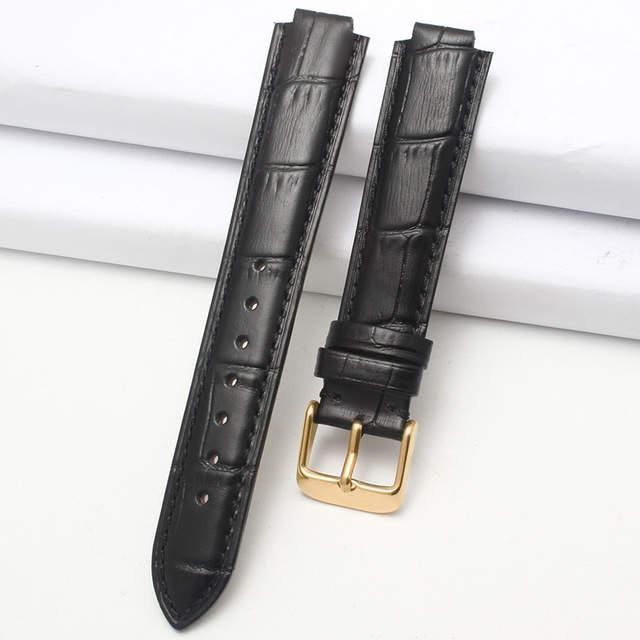 Tienda Online Reloj Cartier aplicable con correa de cuero