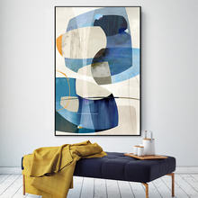 Vintage Minimalist Print Abstract Canvas Painting Living Room Europe Posters Wall art Pictures Hotel Hall Decoration vintage abstract print jeggings