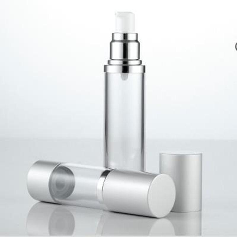 30ml 50ml Airless Perfume Bottle Cosmetic Vacuum Flask