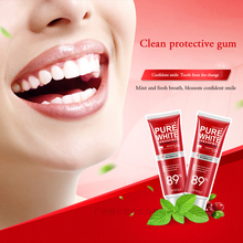 South Korea's formula  120g Oral care Pure and fresh breath Remove stains Pure white improve gingival swelling toothpaste